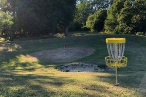 West Park Disc Golf